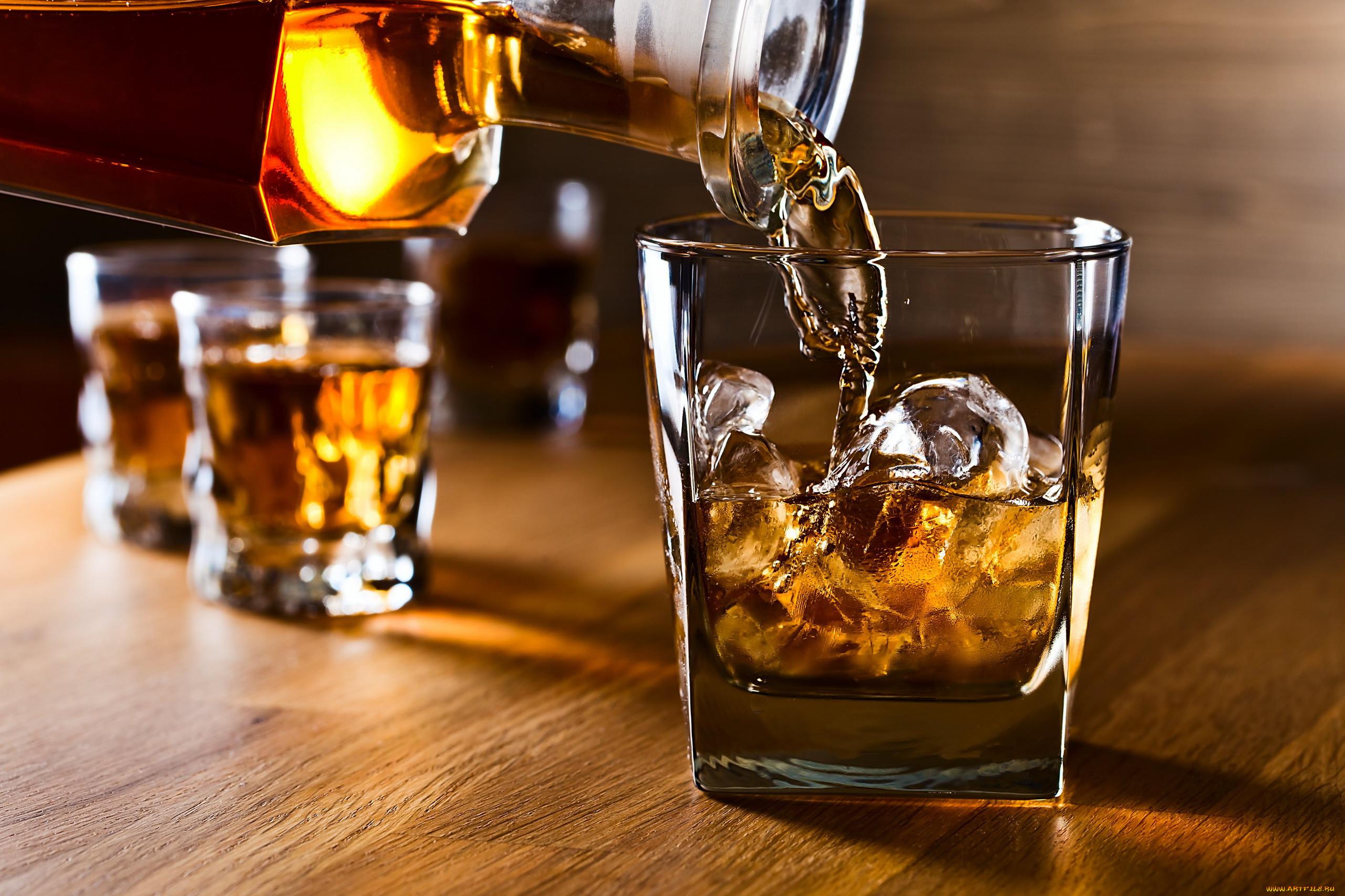 алкоголь налить картинки